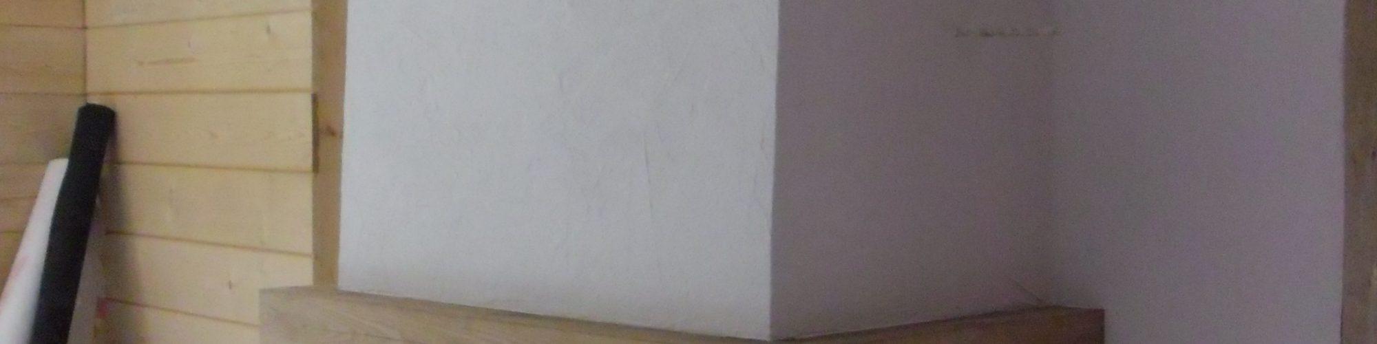 Кассетный камин на основе топки Ferlux