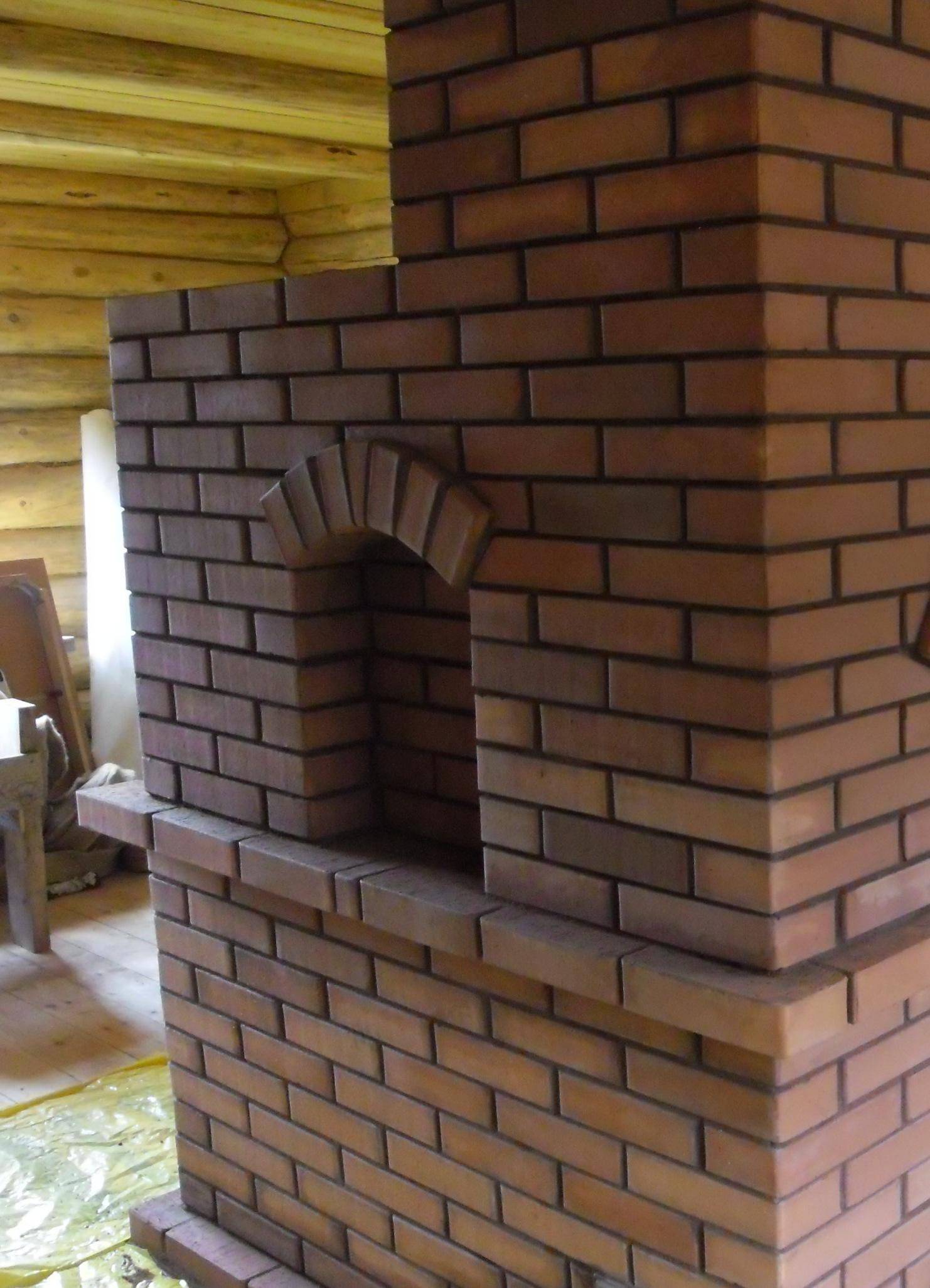Теплоёмкая печь для печного отопления дома