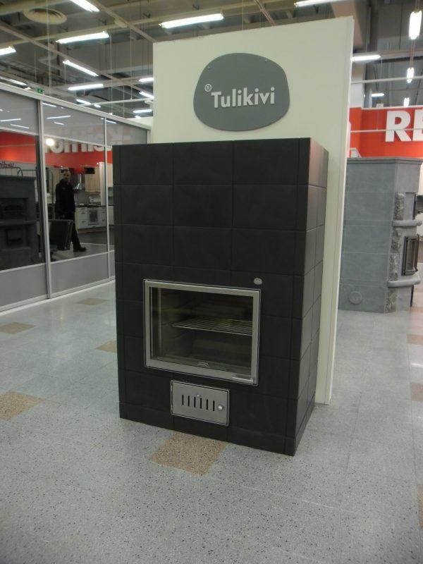 Каменная печь Tulikivi